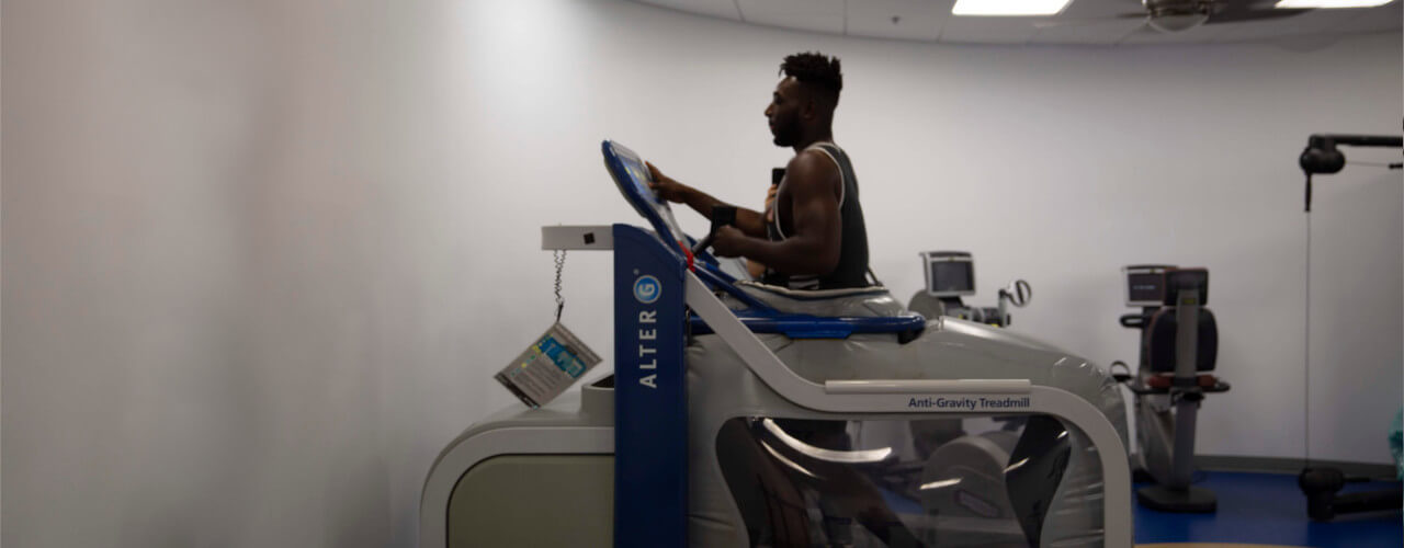 Alter-Gravity Treadmill Tulsa & Broken Arrow, OK