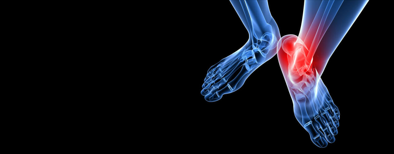 foot pain and ankle pain relief Tulsa, OK